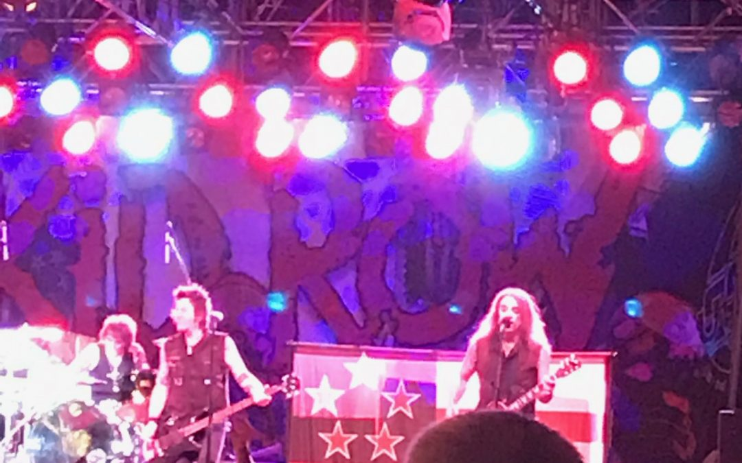 Rock & Roll At Harrah's Reno: Great White & Skid Row