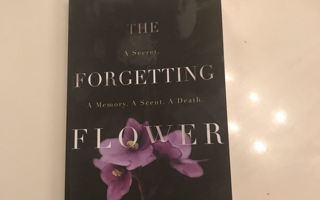 Book Review: THE FORGETTING FLOWER by Karen Hugg.