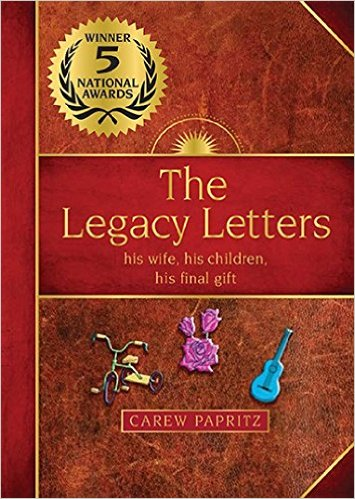 Book Review: THE LEGACY LETTERS by Carew Papritz