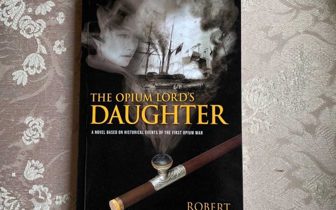 Book Review: THE OPIUM LORD'S DAUGHTER, by Robert Wang