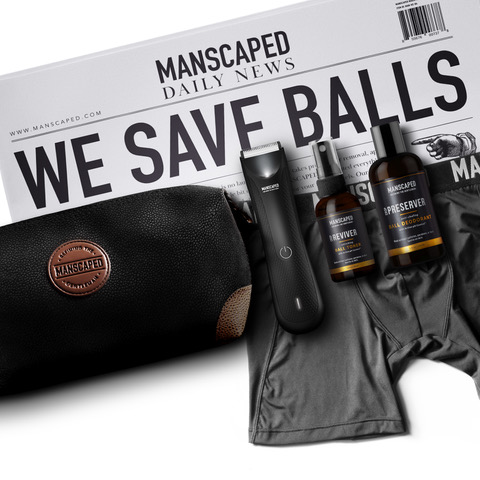 Manscaped: Perfect Gifts for Every Dad