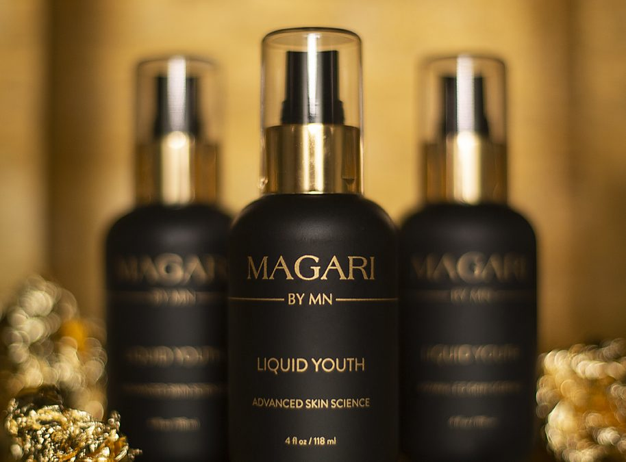 Badass Beauty: Introducing the Magic of Magari's Liquid Youth