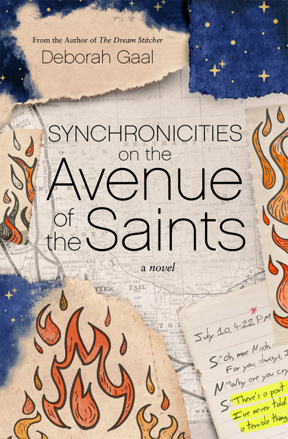 Badass Book Review: Synchronicities on the Avenue of the Saints,  a Novel by Deborah Gaal