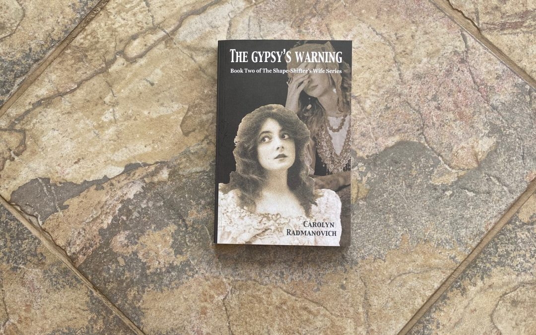Badass Book Review: THE GYPSY'S WARNING by Carolyn Radmanovich
